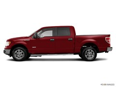 2013 Ford F-150 XLT 4x2 XLT  SuperCrew Styleside 5.5 ft. SB