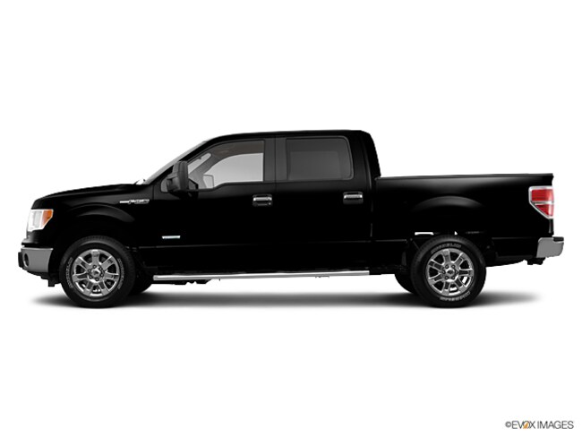 2013 Ford F-150 XLT Crew Cab Short Bed Truck