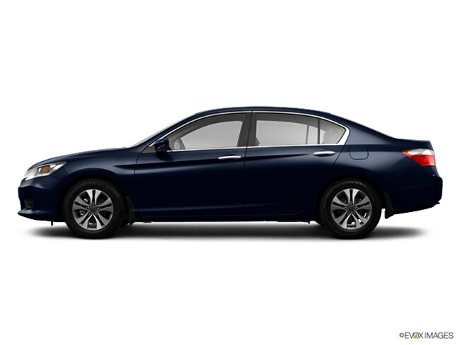 Used 2013 Honda Accord LX Sedan in New Bern