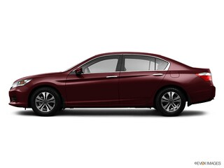 2013 Honda Accord Sdn I4 CVT LX