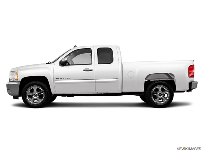 2013 Chevrolet Silverado 1500 LT Ext. Cab 2WD EXTENDED CAB PICKUP 4-DR