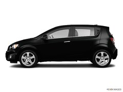2013 Chevrolet Sonic RS Auto Hatchback