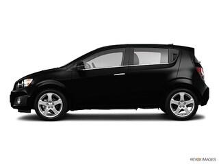 2013 Chevrolet Sonic LTZ HB Manual LTZ