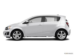 Bargain Used 2013 Chevrolet Sonic LTZ Auto Hatchback under $10,000 for Sale in Santa Fe