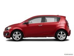 2013 Chevrolet Sonic LTZ Auto Hatchback