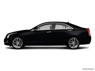 Used 2013 CADILLAC ATS 3.6L Premium Sedan 383215A in Marysville, WA
