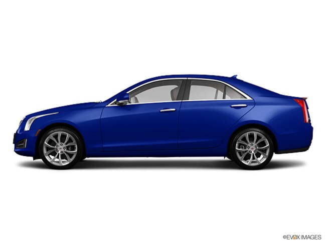 2013 CADILLAC ATS 3.6L Luxury Sedan