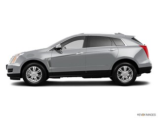 Used 2013 CADILLAC SRX Luxury Collection SUV for sale in Houston