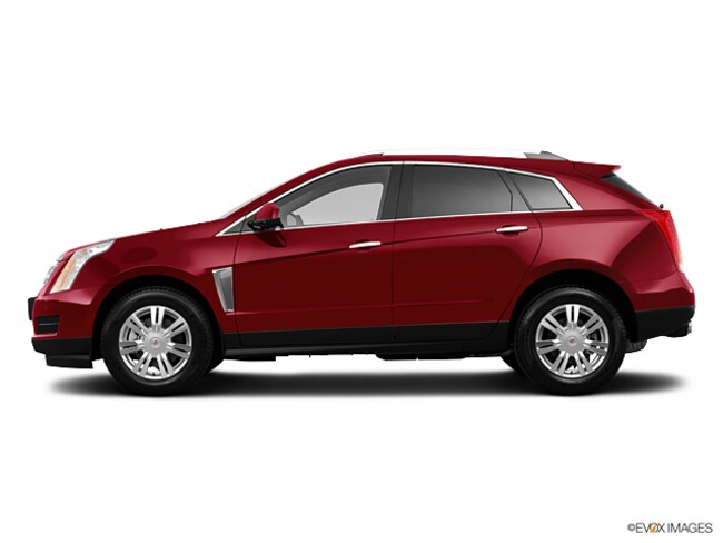2013 CADILLAC SRX Luxury Collection SUV