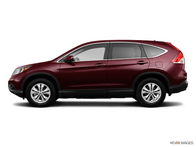2013 Honda CR-V EX AWD SUV
