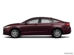 Used 2013 Ford Fusion SE Sedan B37355A in Marshall, VA