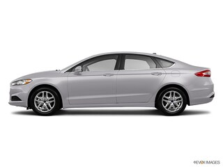 Used 2013 Ford Fusion SE Sedan Muskogee Oklahoma