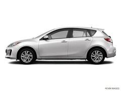 Bargain Used 2013 Mazda Mazda3 i Touring Hatchback for Sale in Wakefield, RI