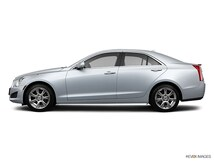 2013 CADILLAC ATS 2.5L Luxury Sedan