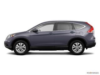 used 2013 Honda CR-V AWD 5dr EX-L w/NAV SUV for sale near boston