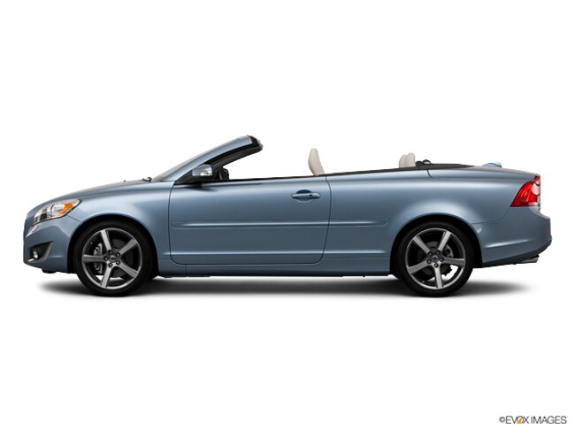 Used vehicle 2013 Volvo C70 T5 Convertible for sale in Erie, PA