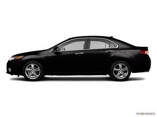 2013 Acura TSX TSX 5-Speed Automatic Sedan