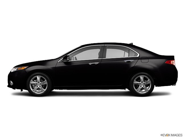 2013 Acura TSX 5-Speed Automatic Sedan