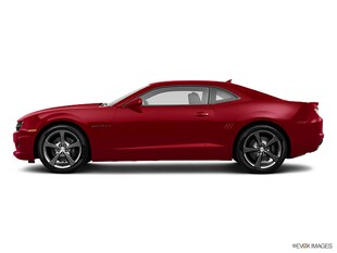 2013 Chevrolet Camaro SS 1SS Coupe