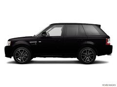 Used Land Rover 2013 Land Rover Range Rover Sport HSE SUV in Dallas, TX