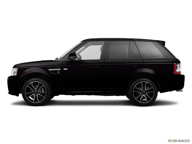 Used 2013 Land Rover Range Rover Sport 4WD  HSE LUX SUV in Knoxville, TN