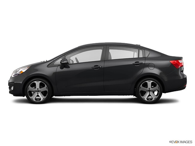 Used 2013 Kia Rio EX Sedan in Mifflintown, Carlisle, Selinsgrove, Williamsport PA