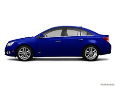 Used 2013 Chevrolet Cruze LTZ Sedan for sale in Mount Joy