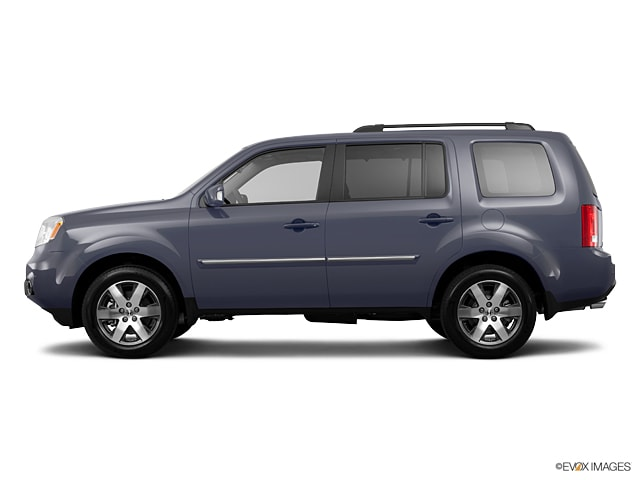 Used 2013 Honda Pilot Touring W/RES/Navi 4WD SUV P7200A For Sale Corte