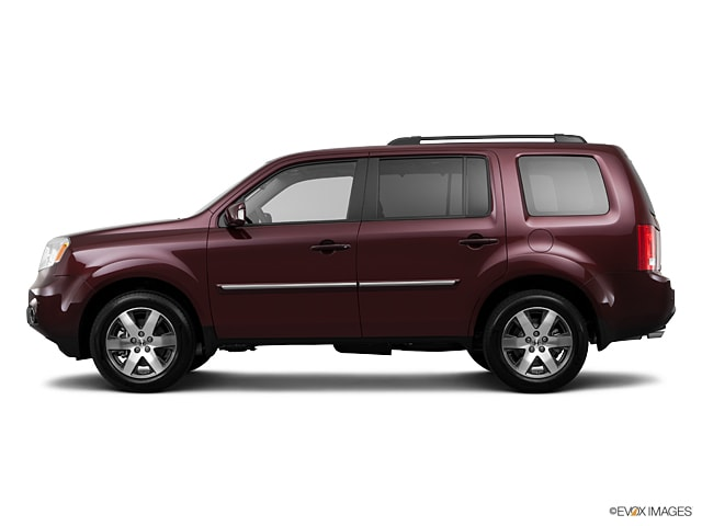2013 Honda Pilot Touring - 4WD/NAVI/DVD LOADED! *PRICE REDUCED* SUV
