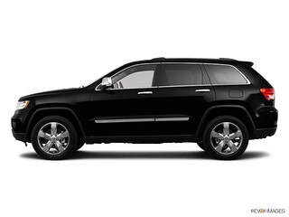 used 2013 Jeep Grand Cherokee Overland SUV in Lafayette