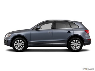 Used 2013 Audi Q5 2.0T Premium SUV for sale in Hyannis, MA at Audi Cape Cod
