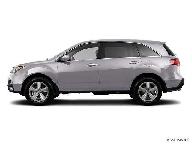 2013 Acura MDX 3.7L Technology Pkg w/Entertainment Pkg (A6) SUV
