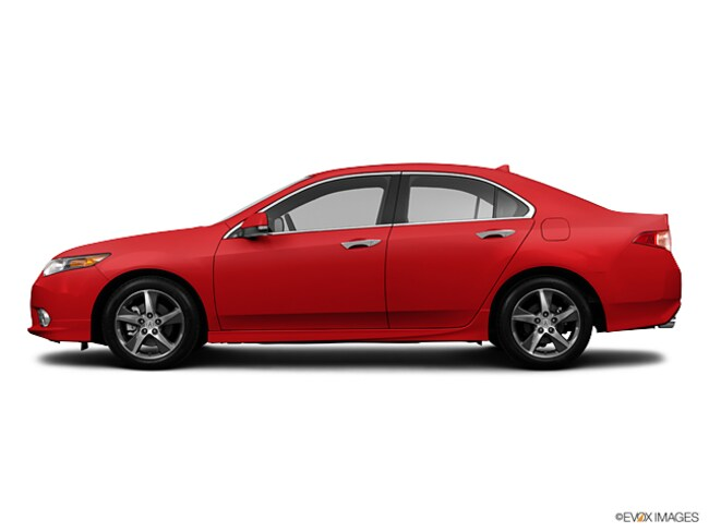 2013 Acura TSX TSX Special Edition 5-Speed Automatic Sedan