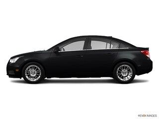 Affordable Used  2013 Chevrolet Cruze ECO Sedan For Sale in New Bern, NC