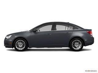 Used 2013 Chevrolet Cruze ECO Auto Sedan for sale in Terre Haute at Thompson's Honda