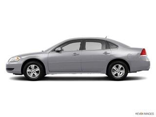 2013 Chevrolet Impala LS Sedan