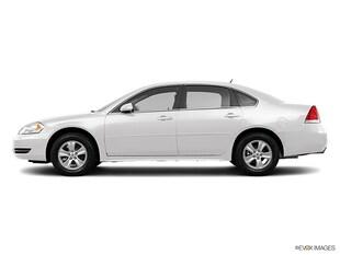 2013 Chevrolet Impala LS (Fleet Only) Sedan