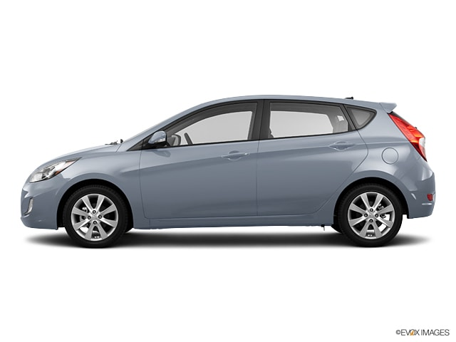 Awesome 2013 Hyundai Accent SE Hatchback