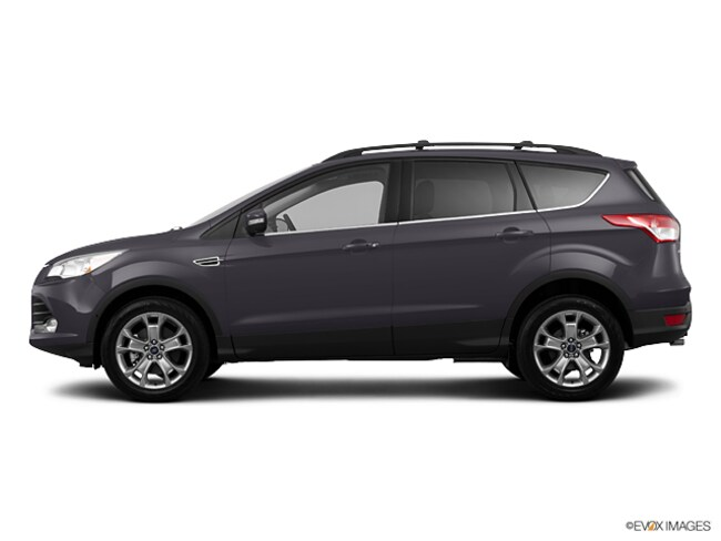 2013 Ford Escape SEL 4WD  SEL