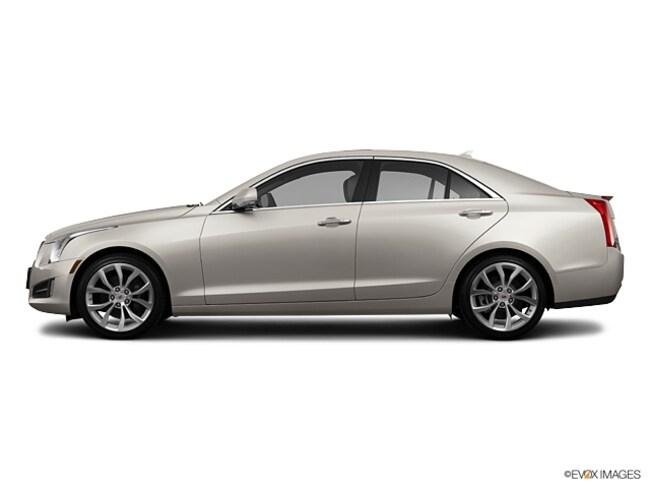 2013 Cadillac ATS 2.0L Turbo Luxury Sedan