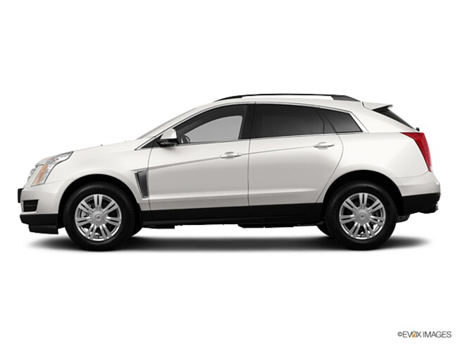 Used 2013 CADILLAC SRX For Sale at Mercedes-Benz of Paramus