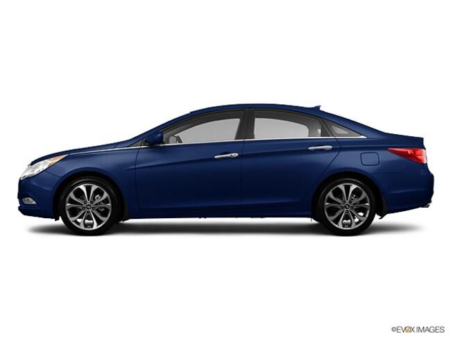 2013 Hyundai Sonata SE 2.0T Sedan