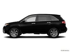 Used 2013 Acura MDX 3.7L Advance Package (A6) SUV near Dallas