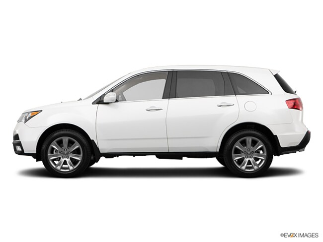2013 Acura MDX 3.7L Advance Pkg w/Entertainment Pkg (A6) SUV