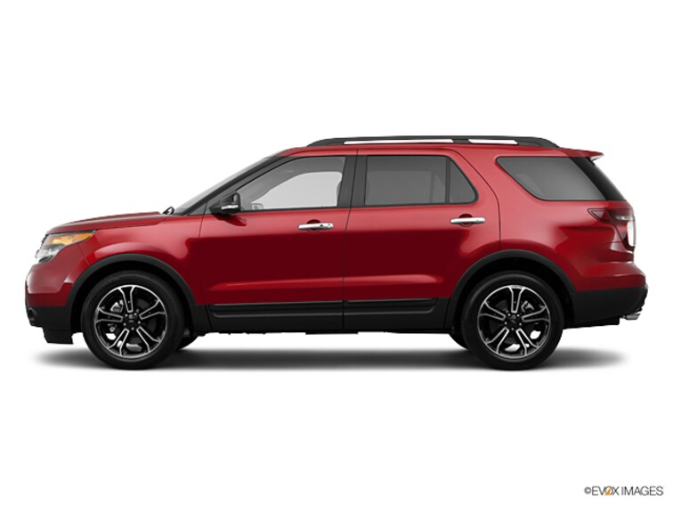 Used 2013 Ford Explorer Sport SUV in Columbia, MO