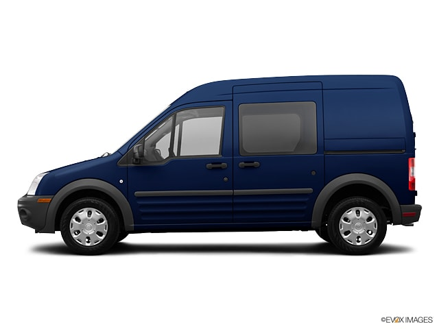 2013 Ford Transit Connect 114.6 XL w/rear door privacy glass