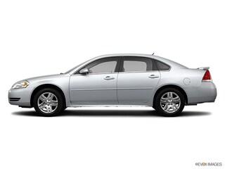 2013 Chevrolet Impala 4dr Sdn LT Car
