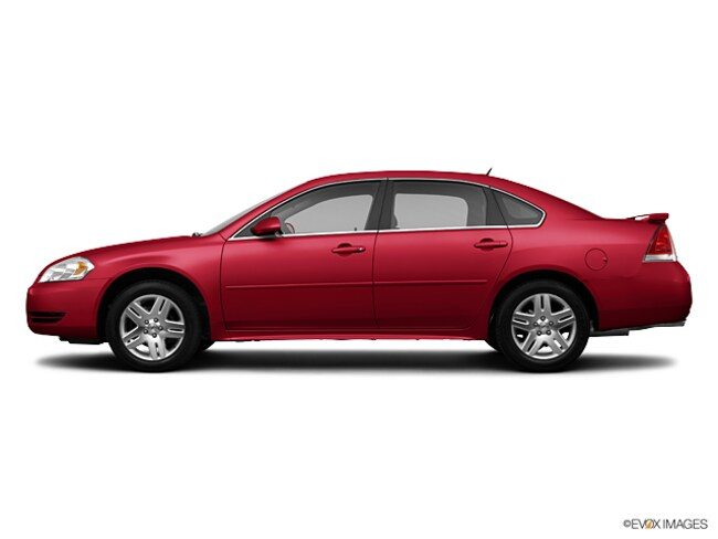 Used 2013 Chevrolet Impala LT Sedan for sale in Decatur, IL