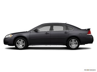 Used 2013 Chevrolet Impala 4dr Sdn LT Car Grants Pass, OR