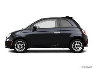 2013 FIAT 500c Pop Convertible